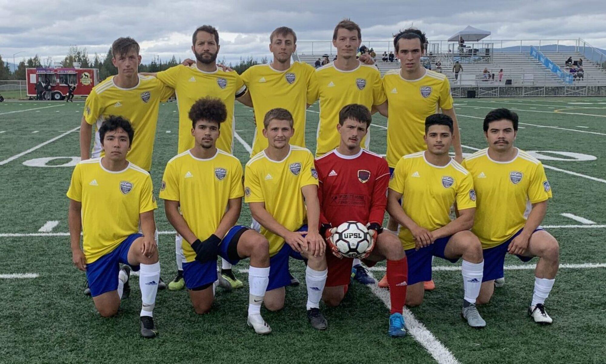 Fairbanks Soccer Club Website