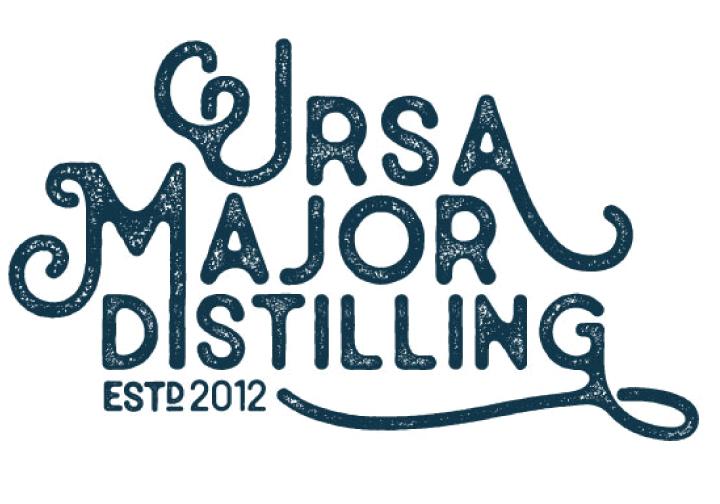 Ursa Major Distilling logo