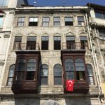 Buildings in Beyoglu
