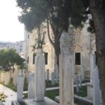 Cemetery in the Kiliç Ali Pasa mosque