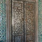 Gorgeous details in the haremin Topkapi Palace