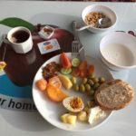 Such a fan of Turkish breakfast!