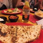 Dining at Amigos