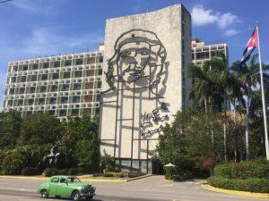 Plaza de la Revolución - Che Guevara