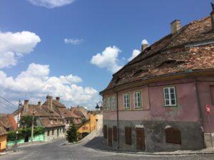 Exploring medieval Sibiu
