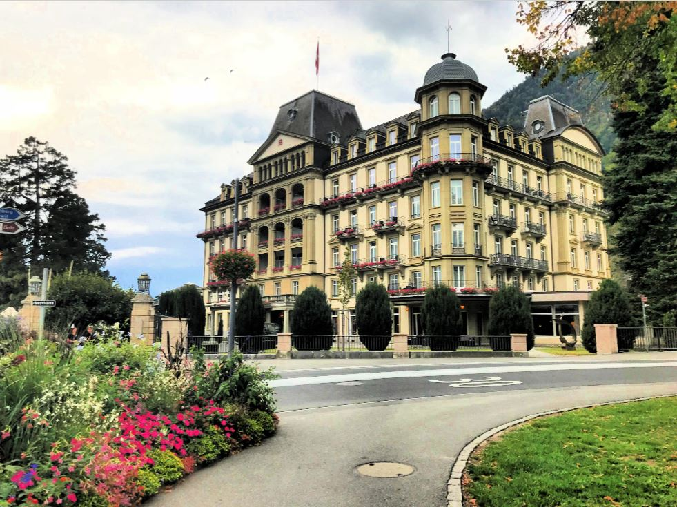 The Beau Rivage Hotel
