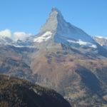 The iconic Matterhorn