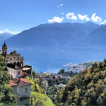 Stunning views from Mount Madonna del Sasso