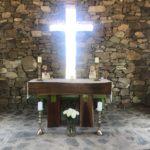 Inside Santa María de las Viñas
