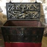 Strongbox at the Casa Real de la Moneda