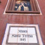 Entrance, Convento de Santa Teresa
