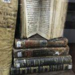 Ancient books, Convento de Santa Teresa