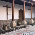 Inside the Convento de Santa Teresa