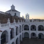 Sunset over San Felipe Neri