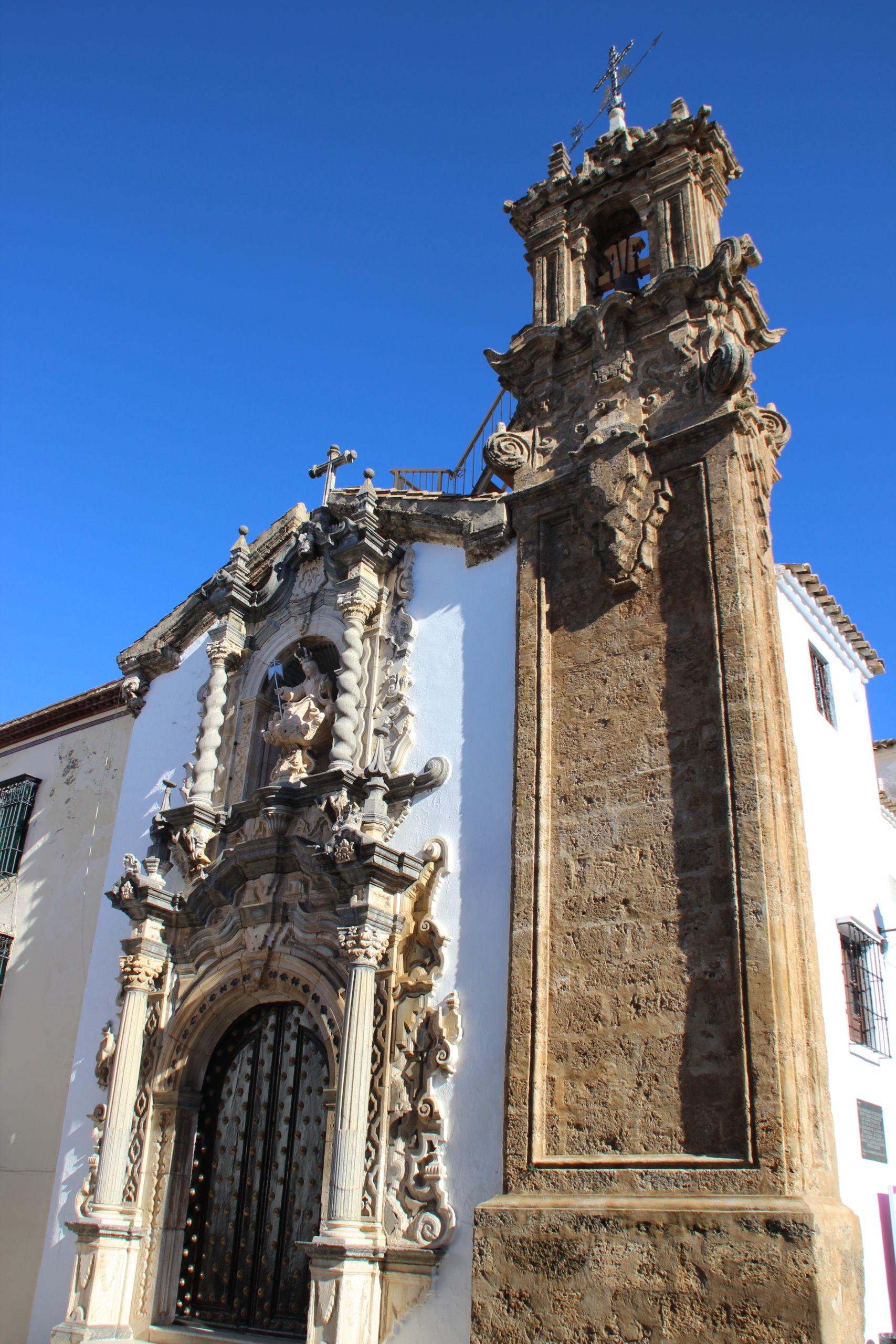 Church of Virgen de la Aurora y San Nicasio