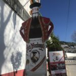 Discovering the main attraction in Rute: anisette
