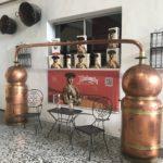 The Machaquito distillery in Rute