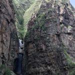 The Marquiri waterfalls
