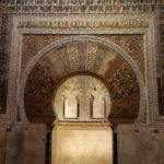 The unusual mihrab
