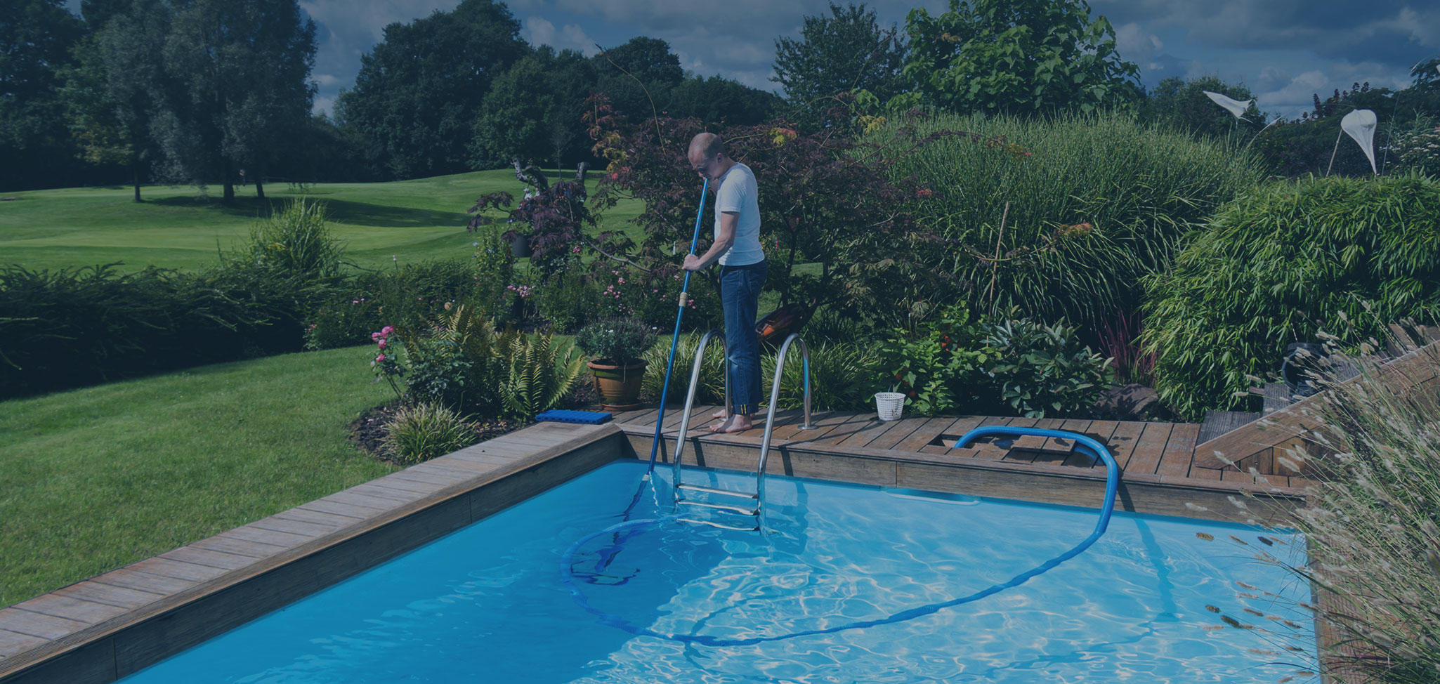 Swimming Pool Maintenance by Howard's Pool World