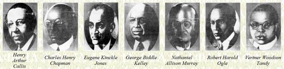 Alpha Phi Alpha Founders