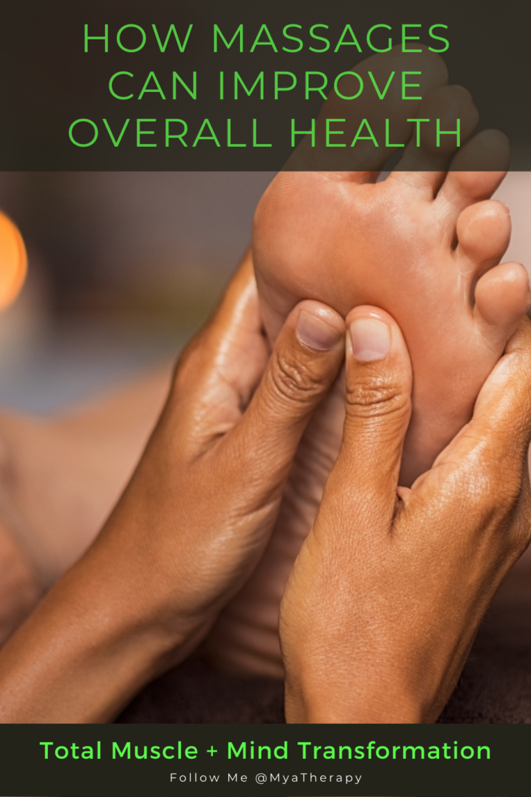How Massages Can Improve Overall Health