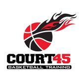 Court 45 Basketball Training
