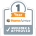 HomeAdvisor Elite Service 1 Year - Mathias Precision Landscaping, Inc.