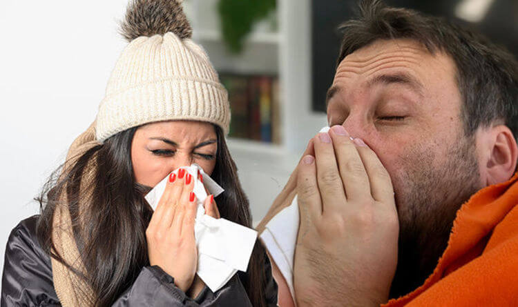Difference Between Colds and Flu