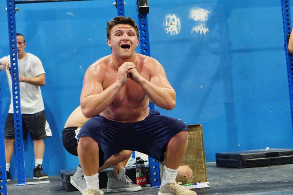 crossfit newcomer