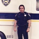 Antioch Police van001