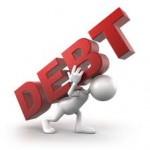 Blog debt on my back
