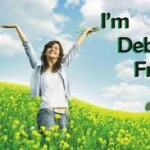 Im debt free