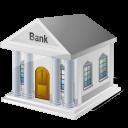 Blog bank icon
