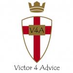 Victor_4_Advice_Logo