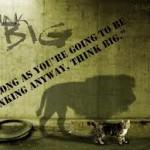 blog think big