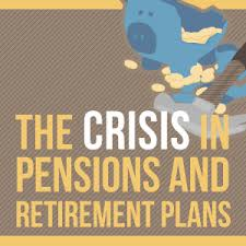 crisis in pensions