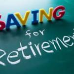 Blog saving for retirement