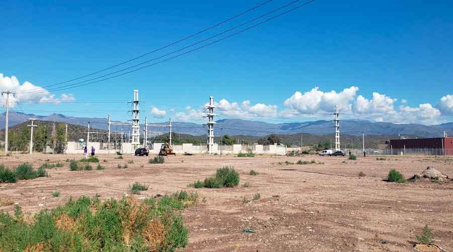 Avanza el Parque Solar Godoy Cruz