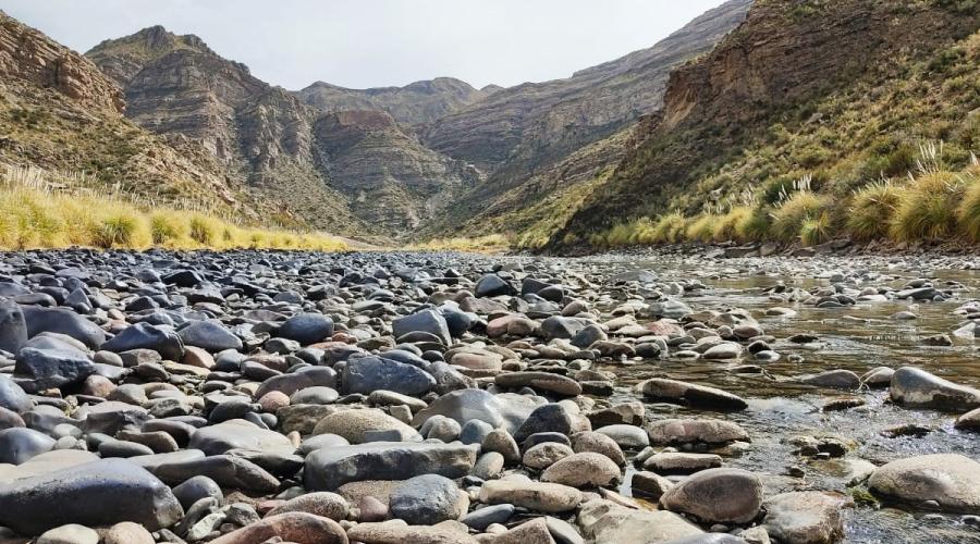 Con El Baqueano, avanzan los proyectos hidroeléctricos
