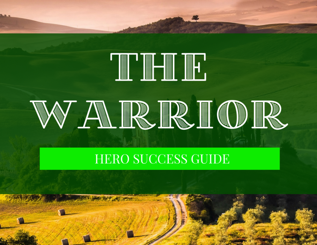 WARRIOR Guide NEW