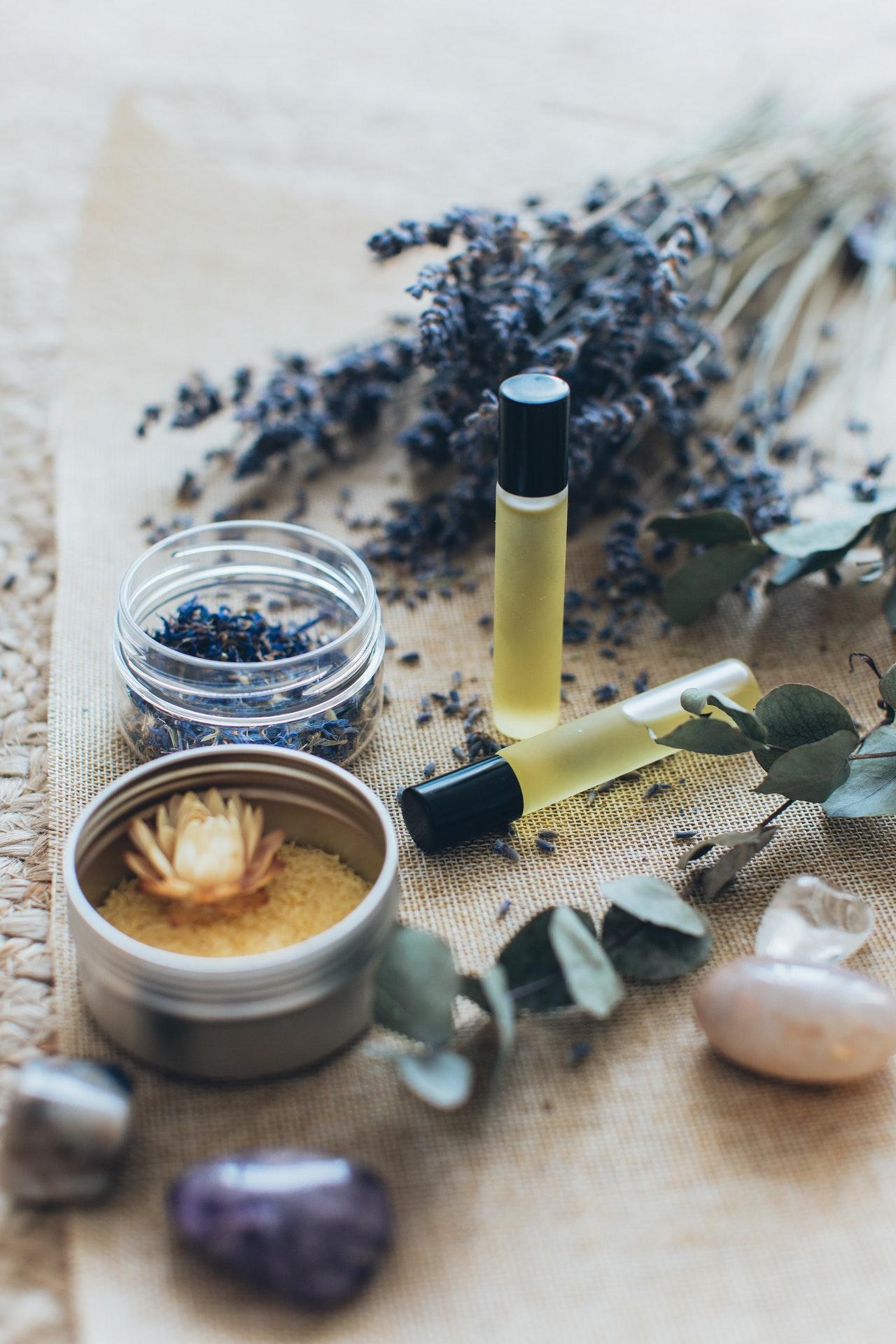 Plant based skincare