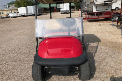 Golf-Cart-red-front