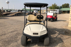 Golf-Cart-white-front