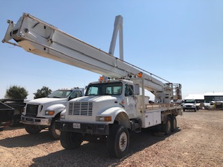 Bucket Trucks ii amarillo