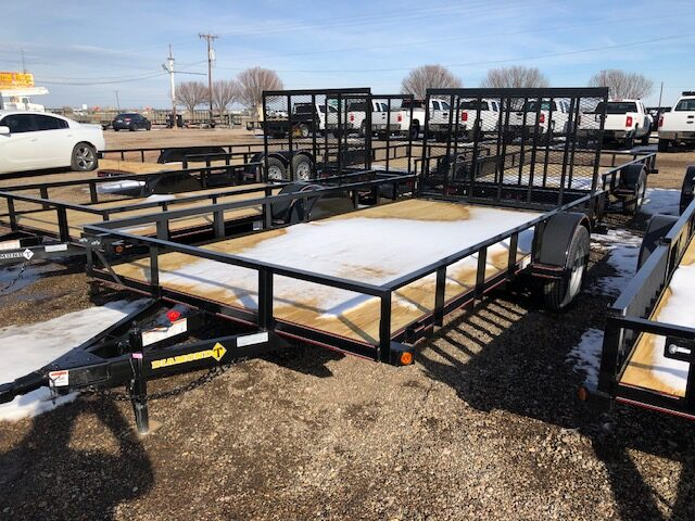 Trailers for sale in Amarillo