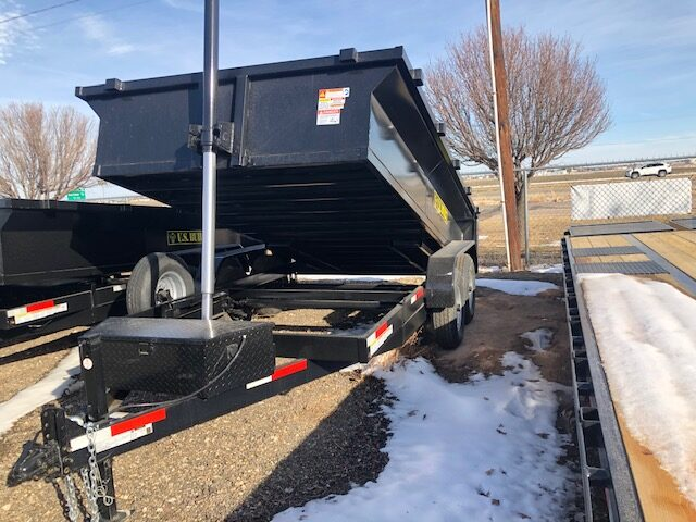 Dump Trailers for sale in Amarillo
