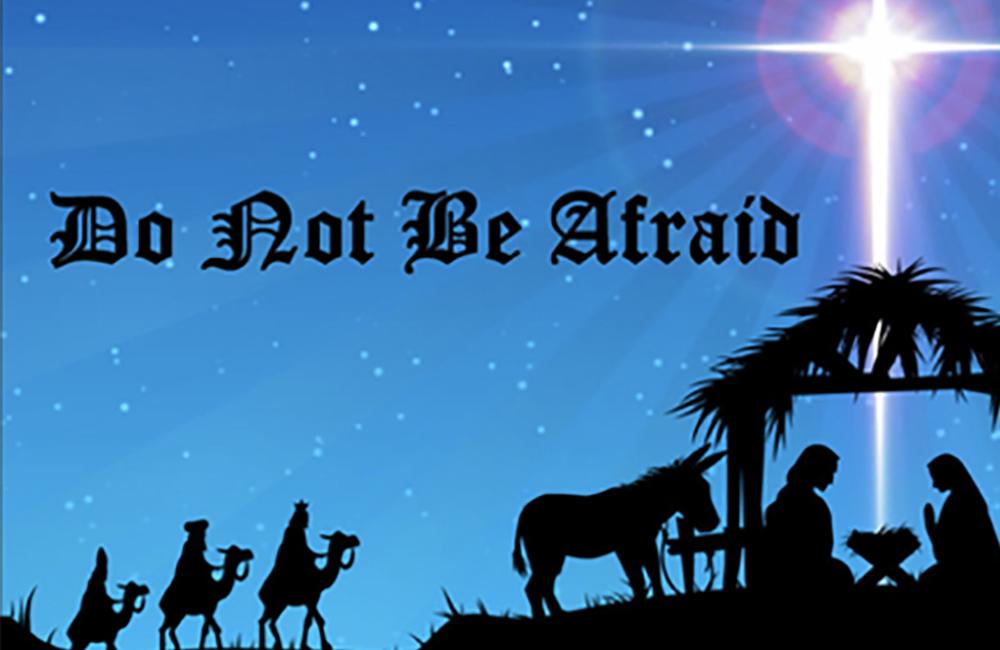Do Not Be Afraid Week 1 Image