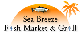 Sea Breeze Fish Market & Grill Logo
