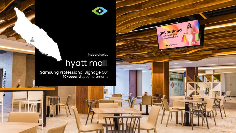 Hyatt Mall Food Court